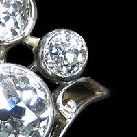 アンティークダイヤモンドリング
