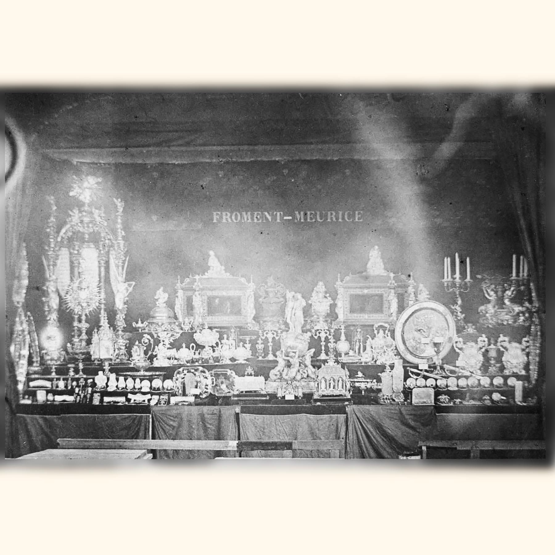 フロマン=ムーリス パリ万国博覧会 1849年