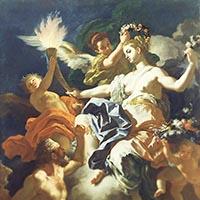 アウローラ インタリオ古代ギリシャ時代 アンティークリング