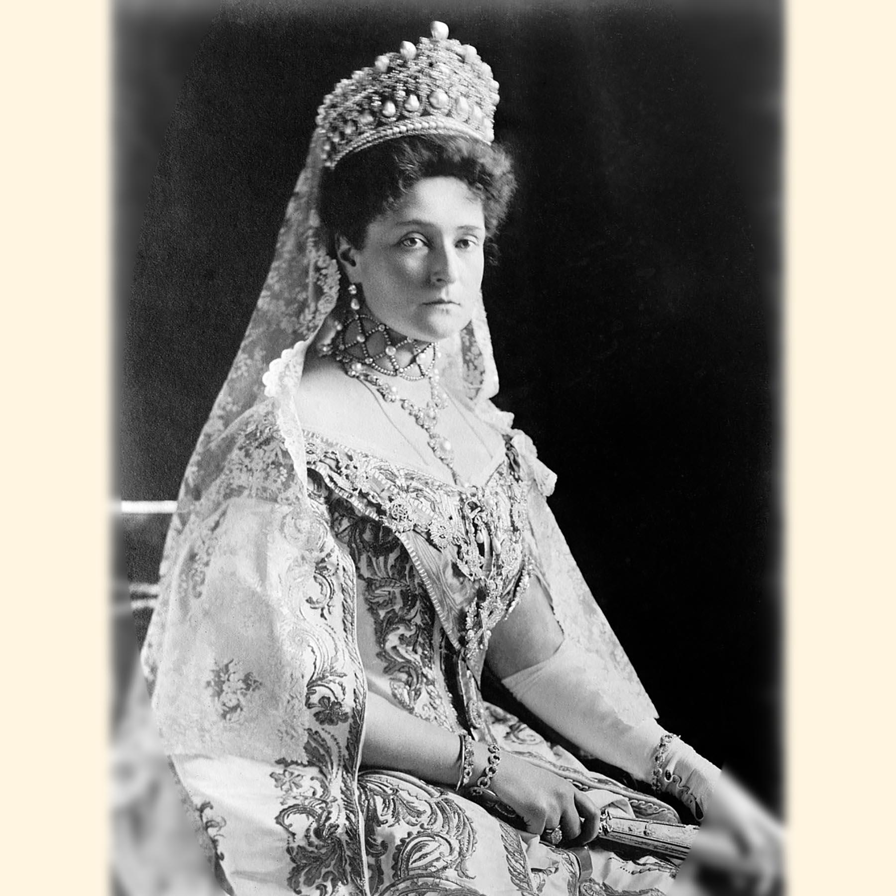 アレキサンドラ皇后帝政ロシア時代ロマノフ王朝