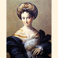 ルネサンス時代カメオのアンティークリング