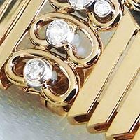 ヴァンクリフ&アーペル アンティークブローチ 18金製ダイヤモンド