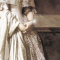 19世紀 ダイヤモンド ブレスレット/アンティークジュエリー