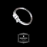 ブシュロン ダイヤモンド ブレスレット/アンティークジュエリー