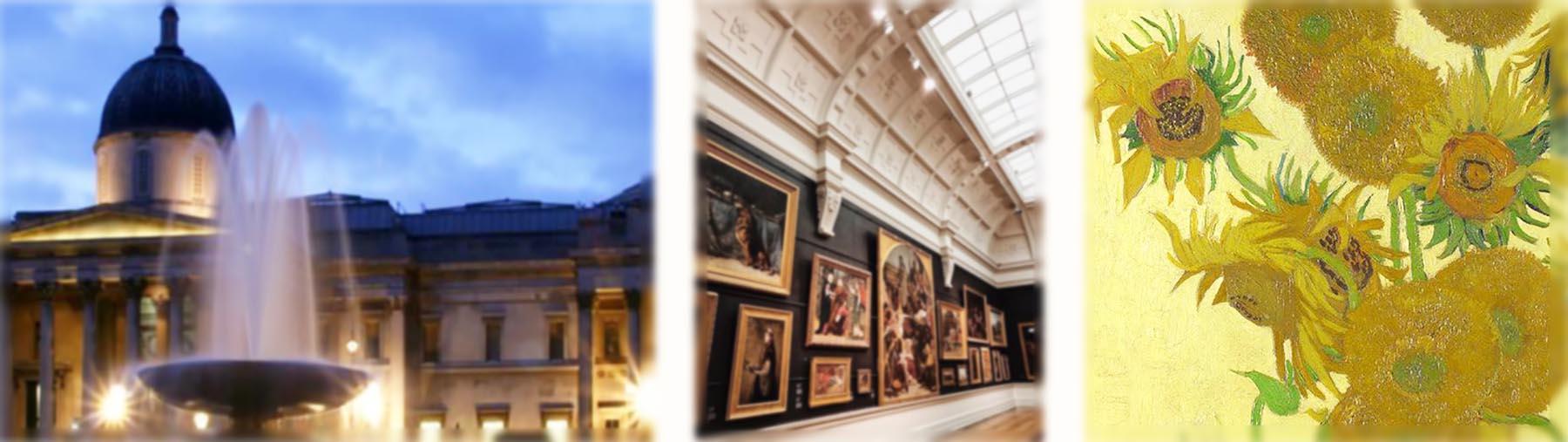 ロンドンナショナルギャラリー展 ゴッホ ひまわり 国立西洋美術館 2020年