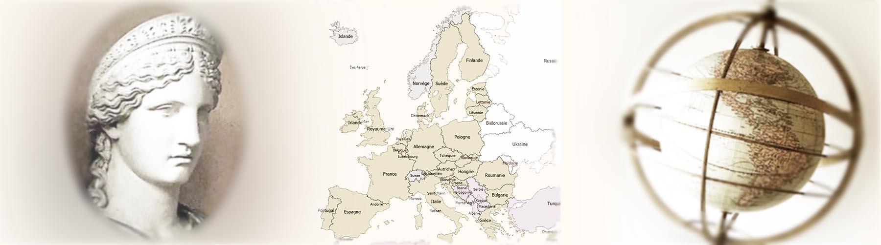 ヨーロッパの歴史と国・時代と文化 アンティークジュエリー