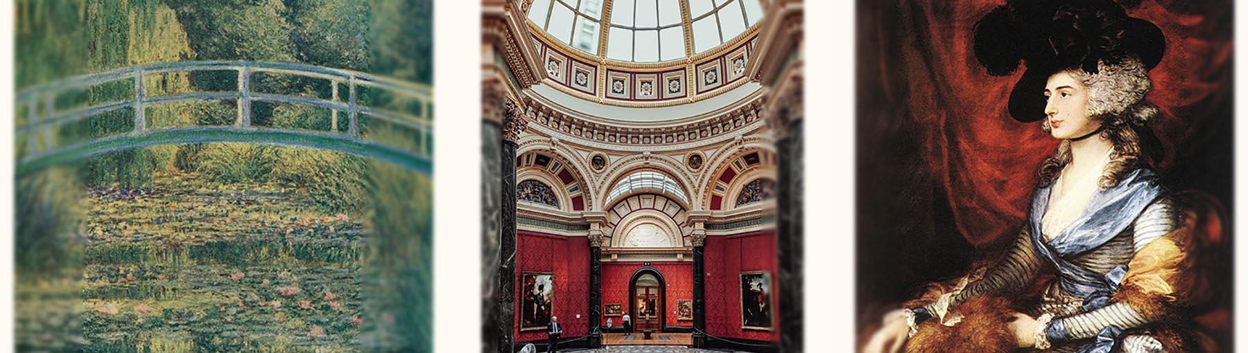 ロンドンナショナルギャラリー展 国立西洋美術館 2020年 アンティークジュエリー